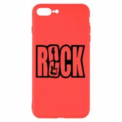 Чехол для iPhone 8 Plus Rock
