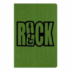 Блокнот А5 Rock