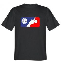 Чоловіча футболка Rocket League blue and red