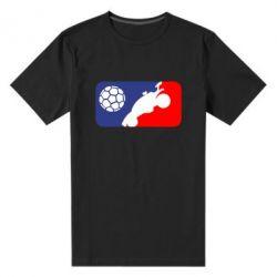 Чоловіча стрейчева футболка Rocket League blue and red