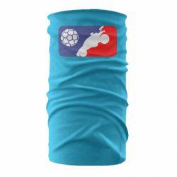 Бандана-труба Rocket League blue and red