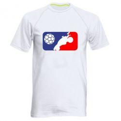 Чоловіча спортивна футболка Rocket League blue and red