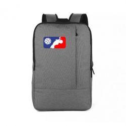 Рюкзак для ноутбука Rocket League blue and red