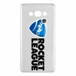 Чохол для Samsung A7 2015 Rocket League logo