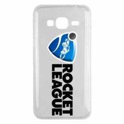 Чохол для Samsung J3 2016 Rocket League logo