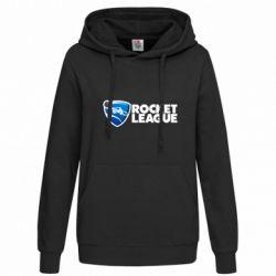 Толстовка жіноча Rocket League logo