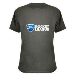 Камуфляжна футболка Rocket League logo