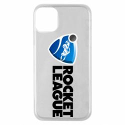 Чохол для iPhone 11 Pro Rocket League logo