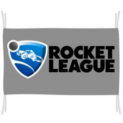 Прапор Rocket League logo