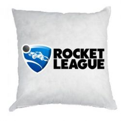 Подушка Rocket League logo