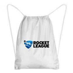 Рюкзак-мішок Rocket League logo