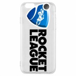 Чохол для iPhone 6/6S Rocket League logo