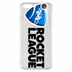 Чохол для iPhone 6 Plus/6S Plus Rocket League logo