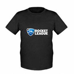 Дитяча футболка Rocket League logo