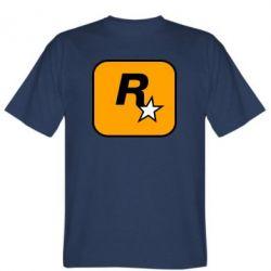 Чоловіча футболка Rockstar Games logo