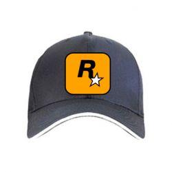 Кепка Rockstar Games logo