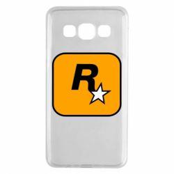 Чохол для Samsung A3 2015 Rockstar Games logo