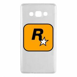 Чохол для Samsung A7 2015 Rockstar Games logo
