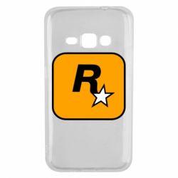 Чохол для Samsung J1 2016 Rockstar Games logo
