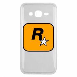 Чохол для Samsung J5 2015 Rockstar Games logo
