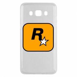 Чохол для Samsung J5 2016 Rockstar Games logo
