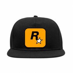 Снепбек Rockstar Games logo