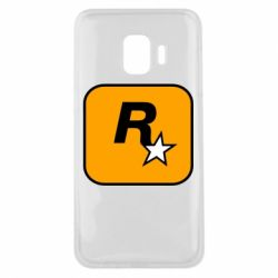 Чохол для Samsung J2 Core Rockstar Games logo