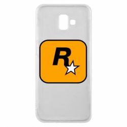 Чохол для Samsung J6 Plus 2018 Rockstar Games logo
