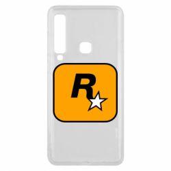 Чохол для Samsung A9 2018 Rockstar Games logo