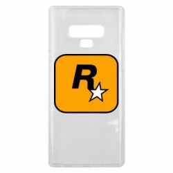 Чохол для Samsung Note 9 Rockstar Games logo