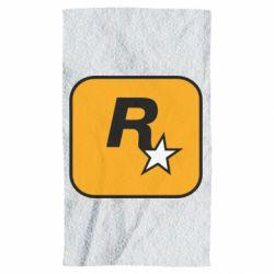 Рушник Rockstar Games logo