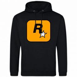 Чоловіча толстовка Rockstar Games logo