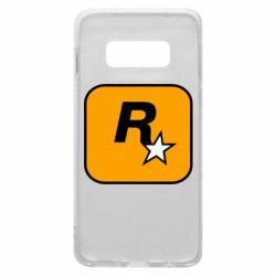 Чохол для Samsung S10e Rockstar Games logo