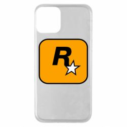 Чохол для iPhone 11 Rockstar Games logo