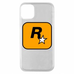 Чохол для iPhone 11 Pro Rockstar Games logo