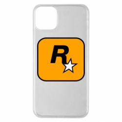 Чохол для iPhone 11 Pro Max Rockstar Games logo