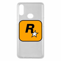Чохол для Samsung A10s Rockstar Games logo