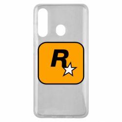 Чохол для Samsung M40 Rockstar Games logo