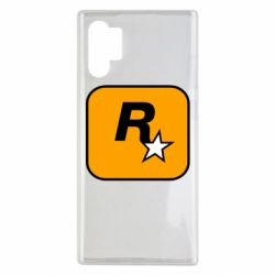 Чохол для Samsung Note 10 Plus Rockstar Games logo