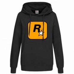 Толстовка жіноча Rockstar Games logo