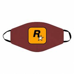 Маска для обличчя Rockstar Games logo
