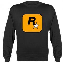Реглан (світшот) Rockstar Games logo