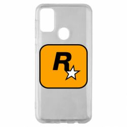Чохол для Samsung M30s Rockstar Games logo