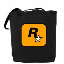 Сумка Rockstar Games logo