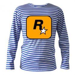 Тільник з довгим рукавом Rockstar Games logo