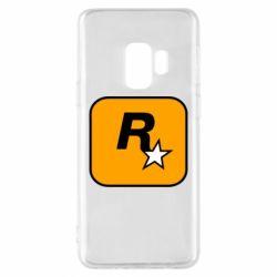 Чохол для Samsung S9 Rockstar Games logo