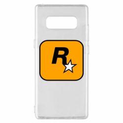 Чохол для Samsung Note 8 Rockstar Games logo