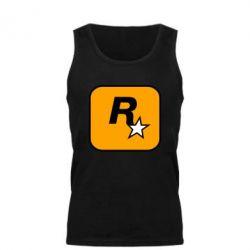 Майка чоловіча Rockstar Games logo