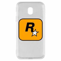 Чохол для Samsung J3 2017 Rockstar Games logo