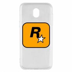 Чохол для Samsung J5 2017 Rockstar Games logo